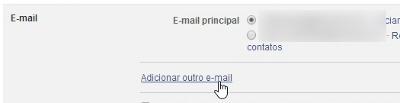 Como mudar o email do Facebook