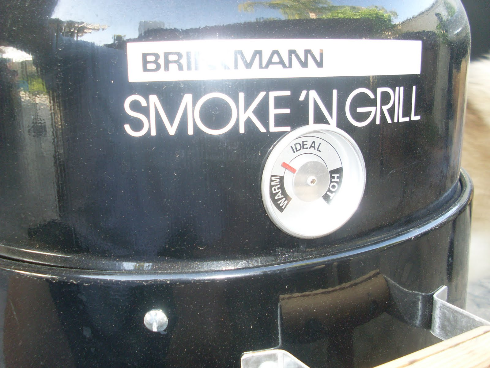 Meat Incorporated BBQ Reviews Brinkman Smoke n Grill
