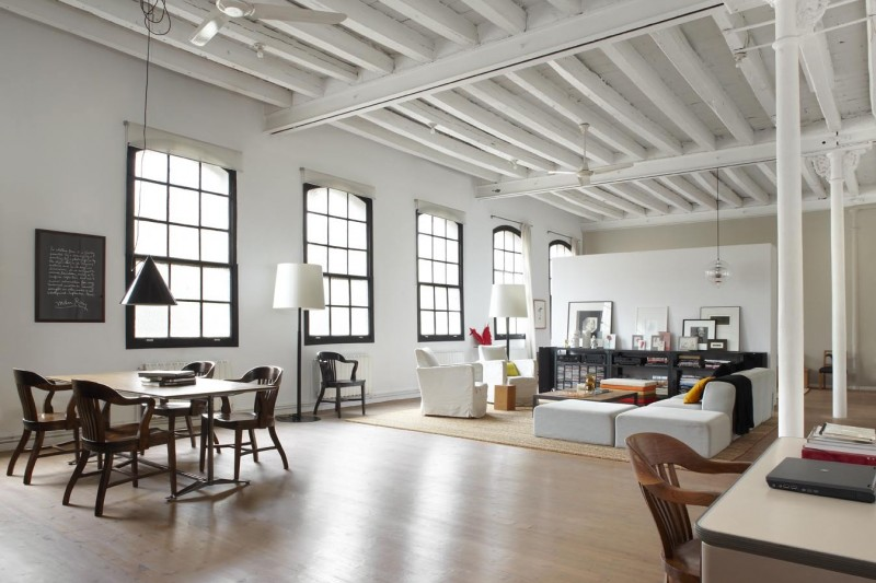 New York Apartment Design Loft