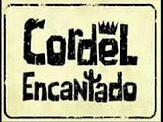 logo da novela Cordel Encantado