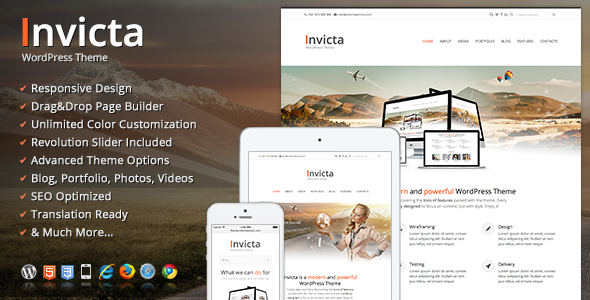download invicta themeforest