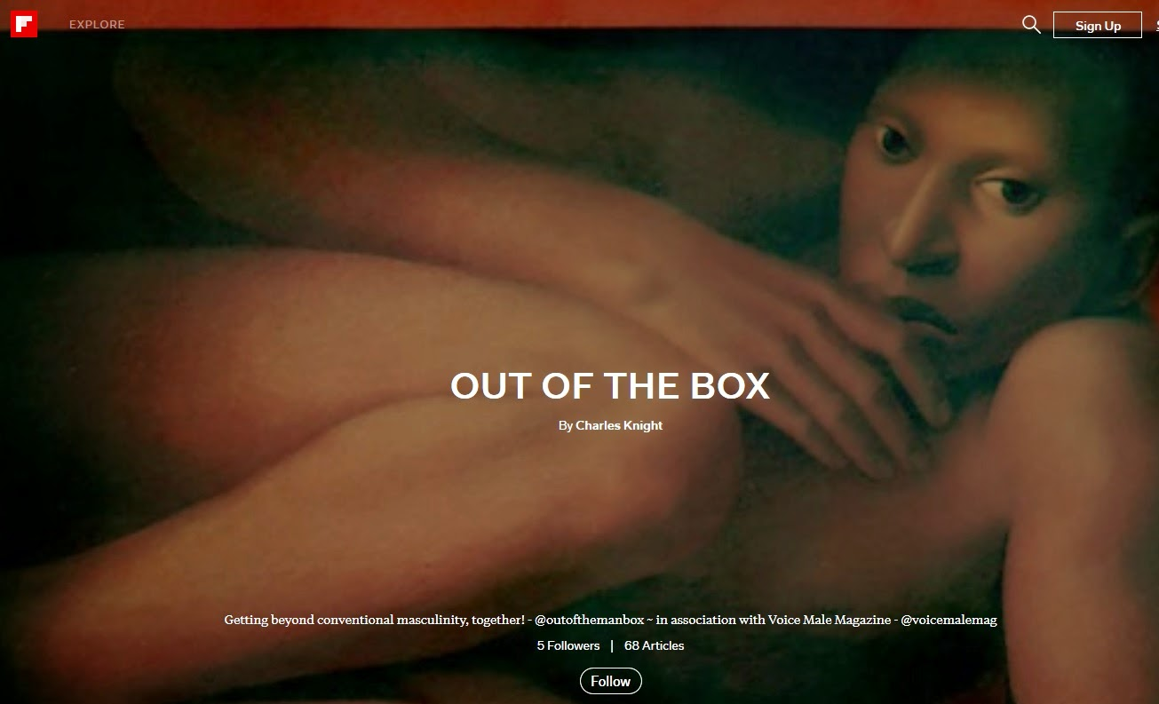 """Out of the Box"" cover photo"