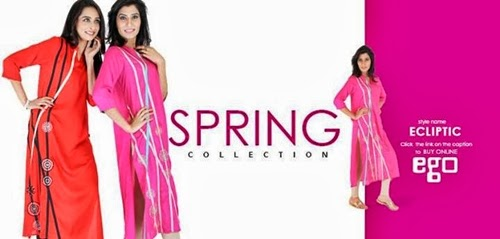 Ego Spring Collection 2014