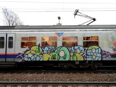 graff train