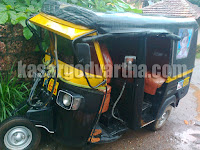 Students, Injured, Autorikshaw, Accident, Kasaragod, Kerala, Kerala News, International News, National News, Gulf News, Health News.