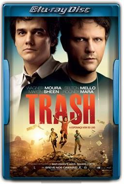 Trash – A Esperança Vem do Lixo Torrent Nacional