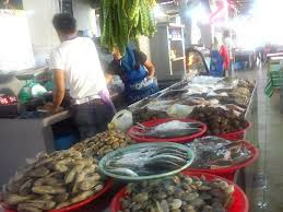 makanan laut kuala perlis, Pusat makanan laut kuala perlis KOMALAUT