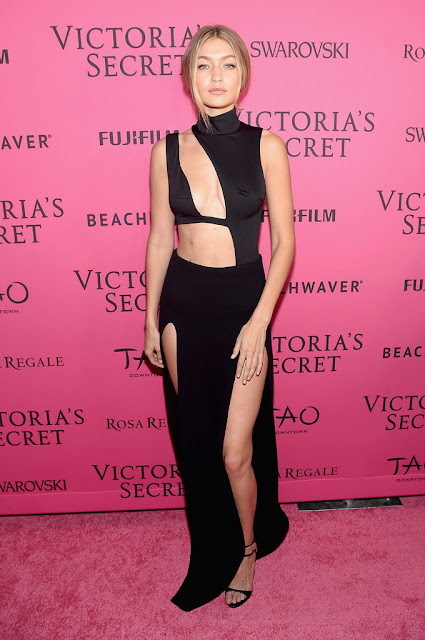 Fashion Model @ Gigi Hadid - Victoria's Secret Fashion Show After-Party in NYC