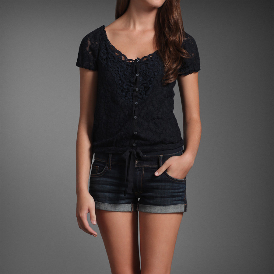Abercrombie Ropa Mujer 2014