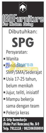 Lowongan Kerja Lampung, Sabtu 08 November 2014
