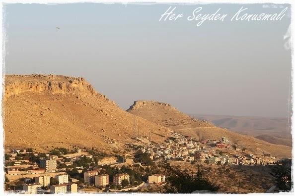 Mardin'den manzara
