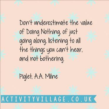 Piglet's Wisdom...