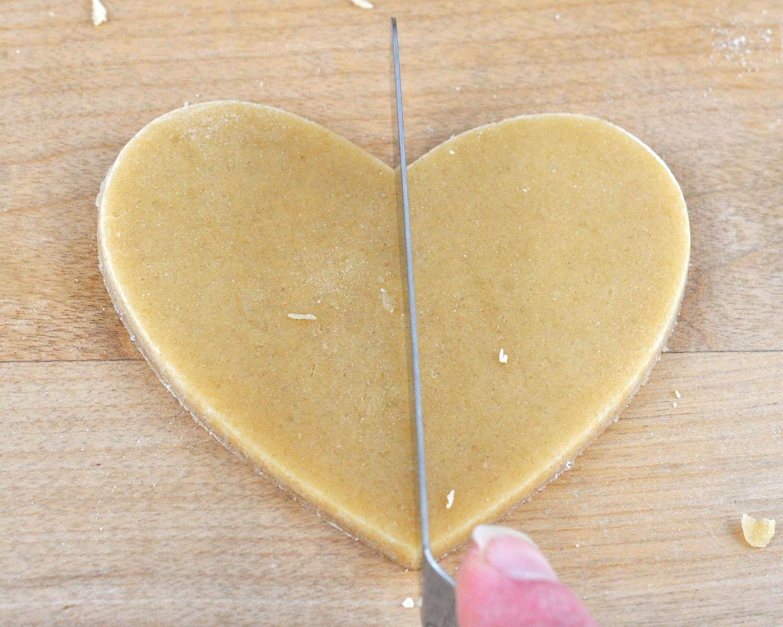 Heart Cookie Recipe Valentines Day