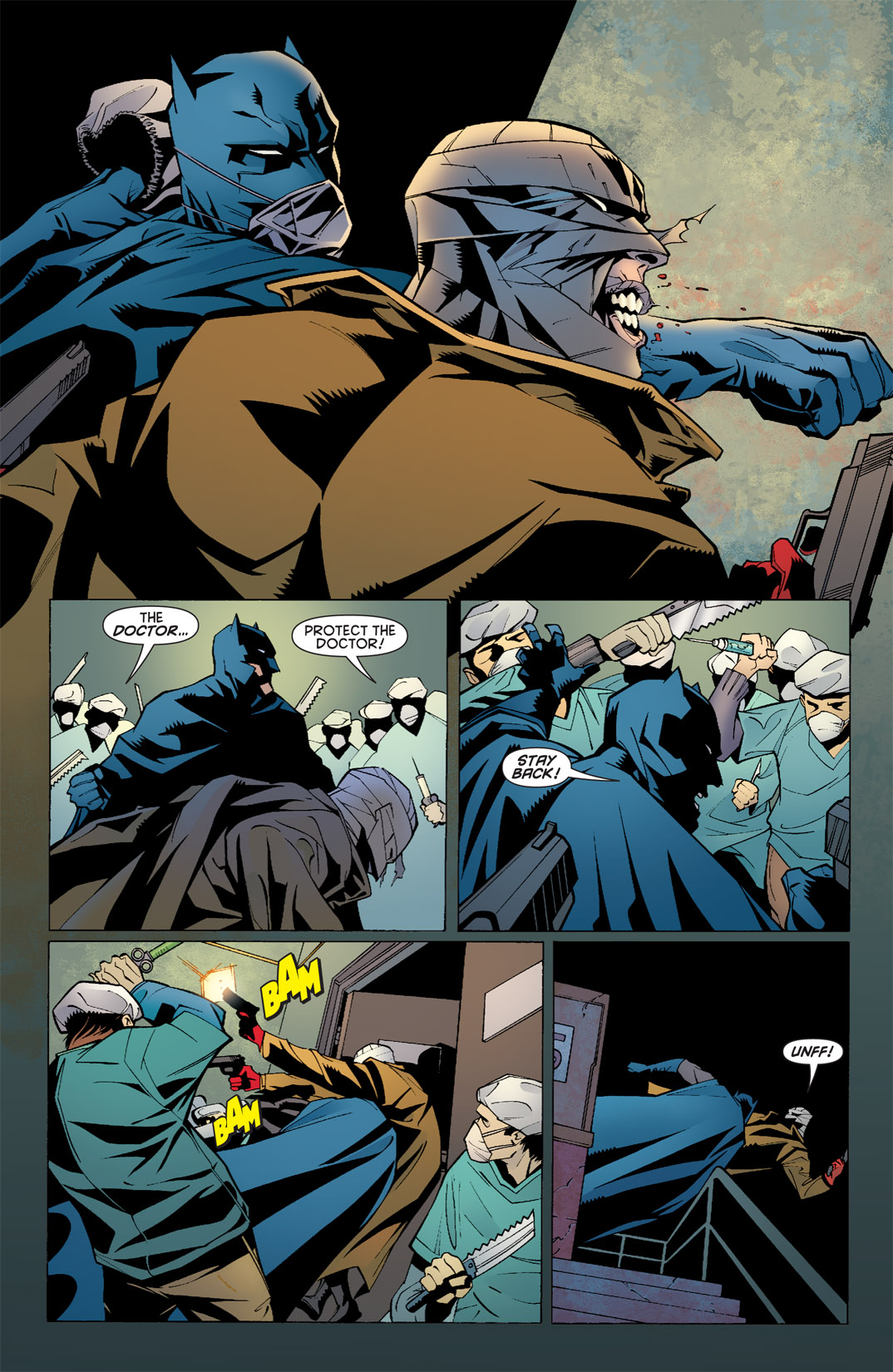 Detective Comics (1937) Issue #849 Page 14