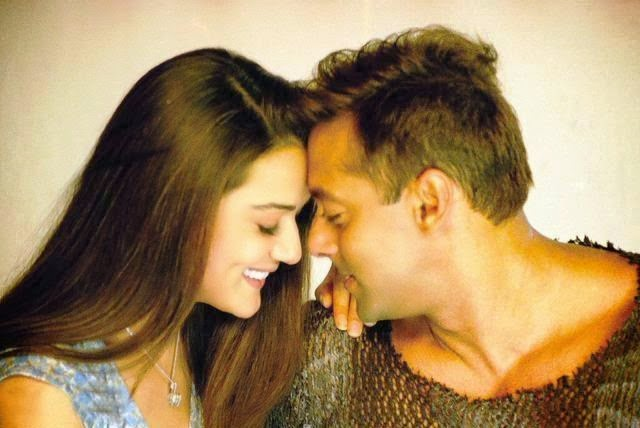 Salman Khan Fans Indonesia Juni - Gaya rambut pendek preity zinta