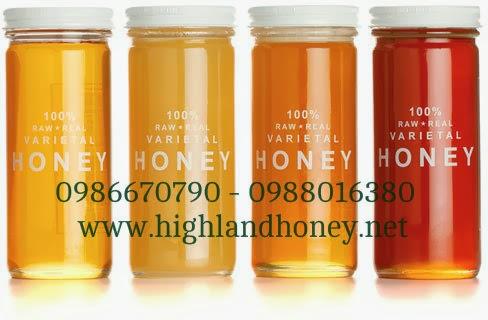 Mật ong nguyên chất có tác dụng gì