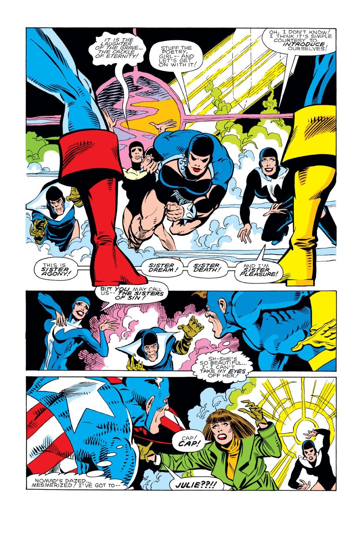 Captain America (1968) Issue #295 #223 - English 15