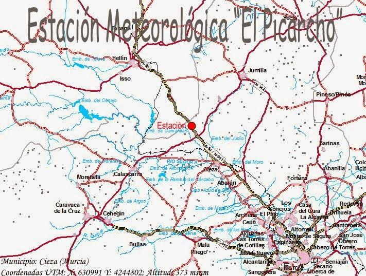 Estación Meteorológica de El Picarcho