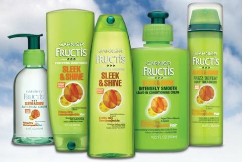 Amostra Gratis Garnier Fructis Sleek & Shine