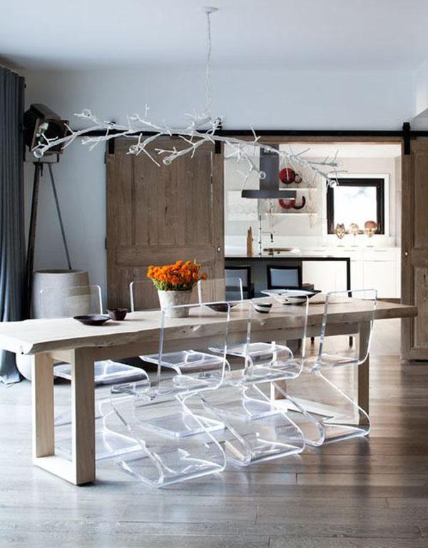 Vintage chic blog decoraci n vintage diy ideas para decorar tu casa sillas de - Mesas de metacrilato ...