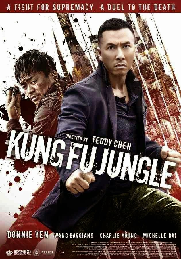 Kung Fu Jungle (2014) BRRip ταινιες online seires xrysoi greek subs