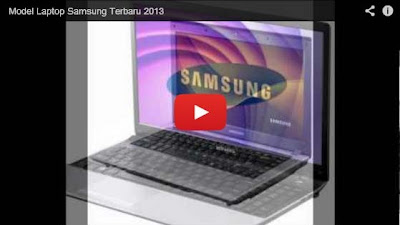 Model Laptop Samsung