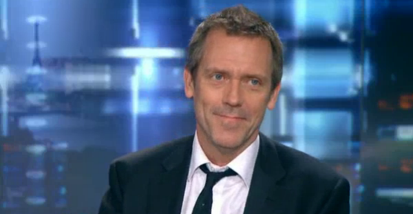 Hugh Laurie 20h TF1 Dr house 20h TF1