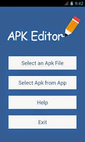 Download Apps Apk Editor Android