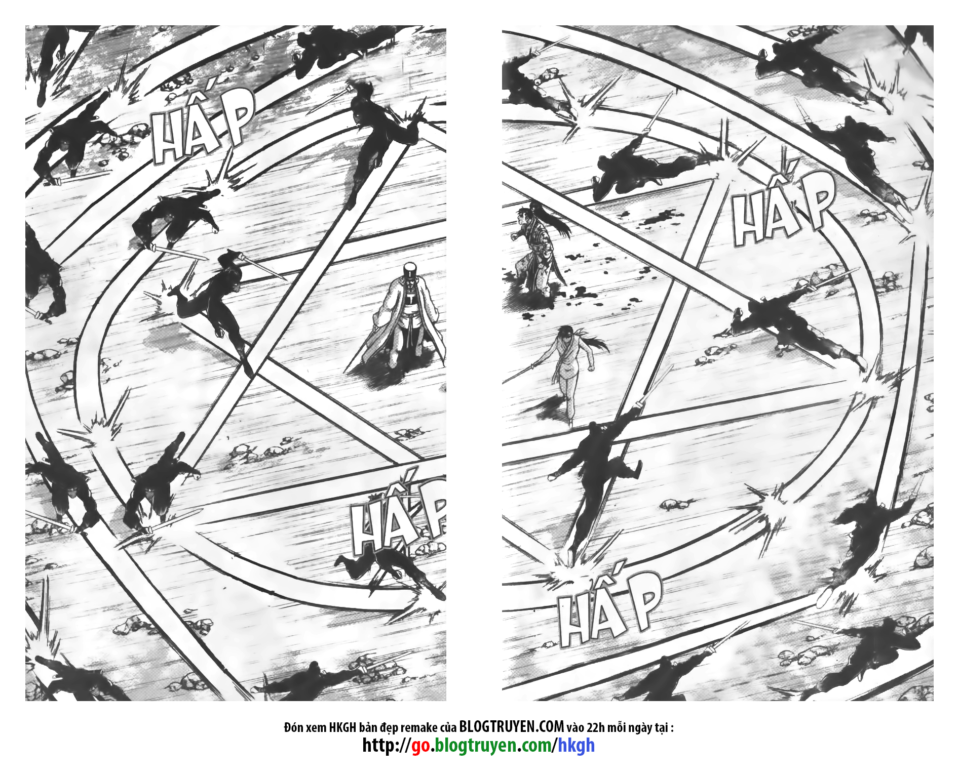 Hiệp Khách Giang Hồ - Hiệp Khách Giang Hồ Chap 324 - Pic 21