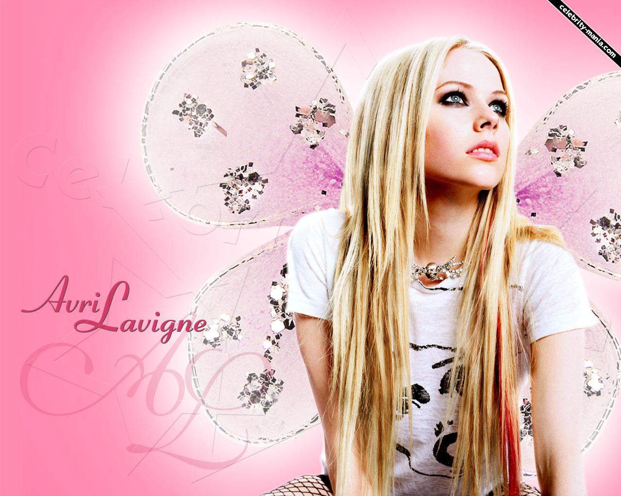 Avril Lavigne 1 Wallpapers: Wallpapers Dekstop 4 U: AVRIL LAVIGNE WALLPAPER