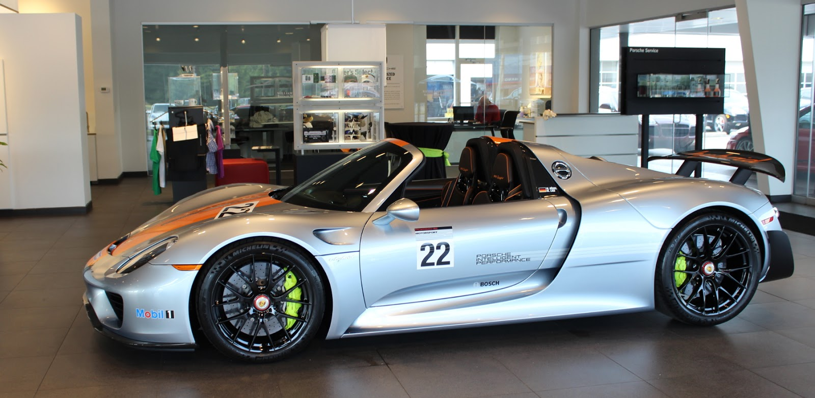 cars and coffee talk 2015 porsche 918 spyder exclusive event. Black Bedroom Furniture Sets. Home Design Ideas
