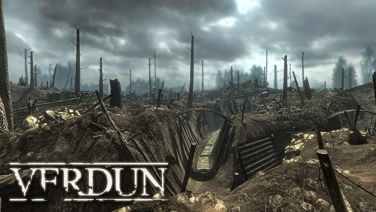 Verdun, el juego de la primera guerra mundial para pc el 19 de septiembre