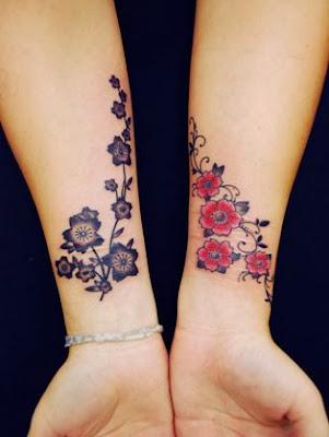 Desenhos de Tatuagens no Pulso