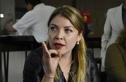CEN del PRI busca pactar con grupos de poder en Veracruz: Regina Vázquez