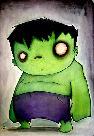 The HULK por UMINGA