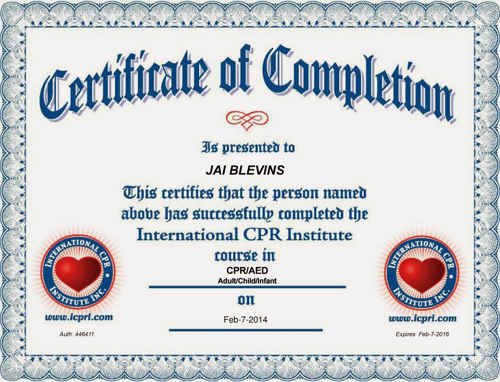 Online Cpr Certification And First Aid Certification Oukasfo