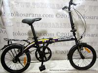 Sepeda Lipat Element 16-31 16 Inci