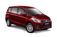 Spesifikasi Mobil Suzuki Ertiga Indonesia 2012