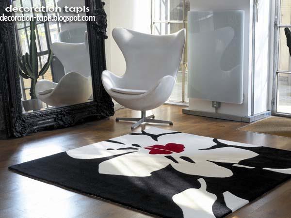 Tapis salon d coration tapis - Tapis decoration salon ...