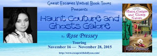 http://www.escapewithdollycas.com/great-escapes-virtual-book-tours/books-currently-on-tour/haunt-couture-and-ghosts-galore-by-rose-pressey/