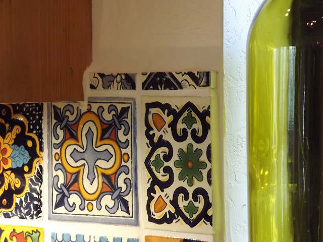 talavera tile backsplash, mexican tile backsplash