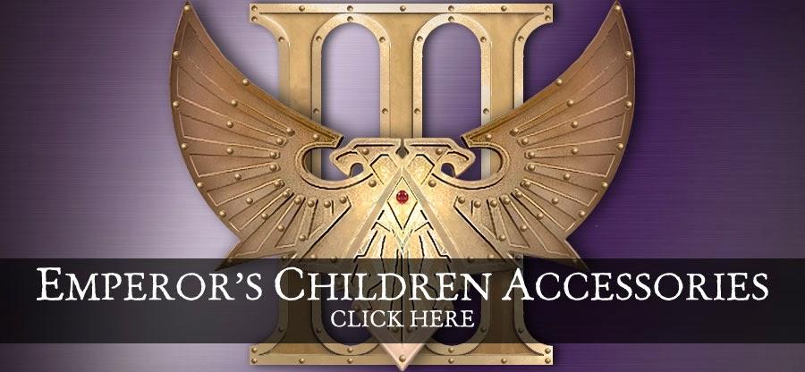 Accesorios para los Hijos del Emperador