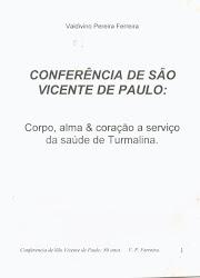 "Livro ""Conferencia 80 anos"""