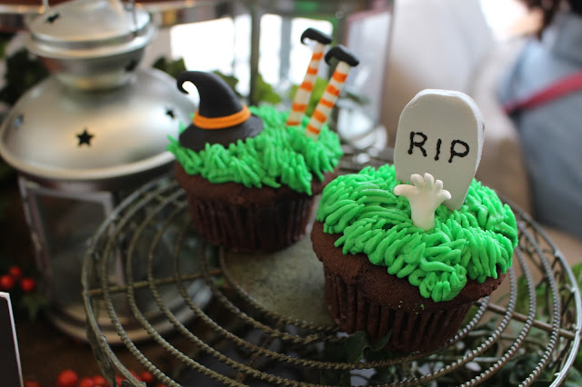 cupcakes by sonja halloween