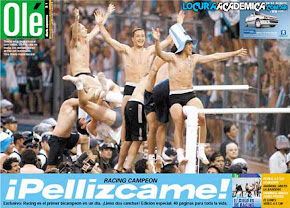 RACING CLUB PRIMER CAMPEON DEL MUNDO♥