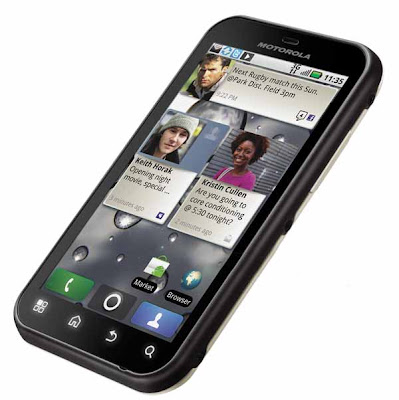 Spesifikasi Motorola MB525 Defy