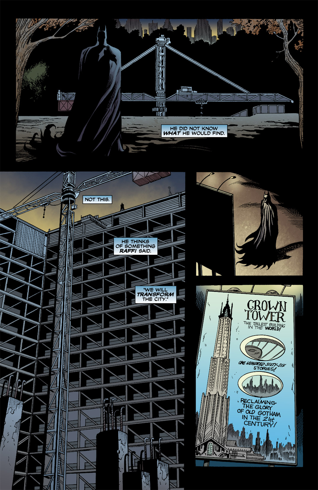 Detective Comics (1937) Issue #813 Page 7