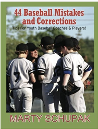 44 Baseball Mistakes And Corrections