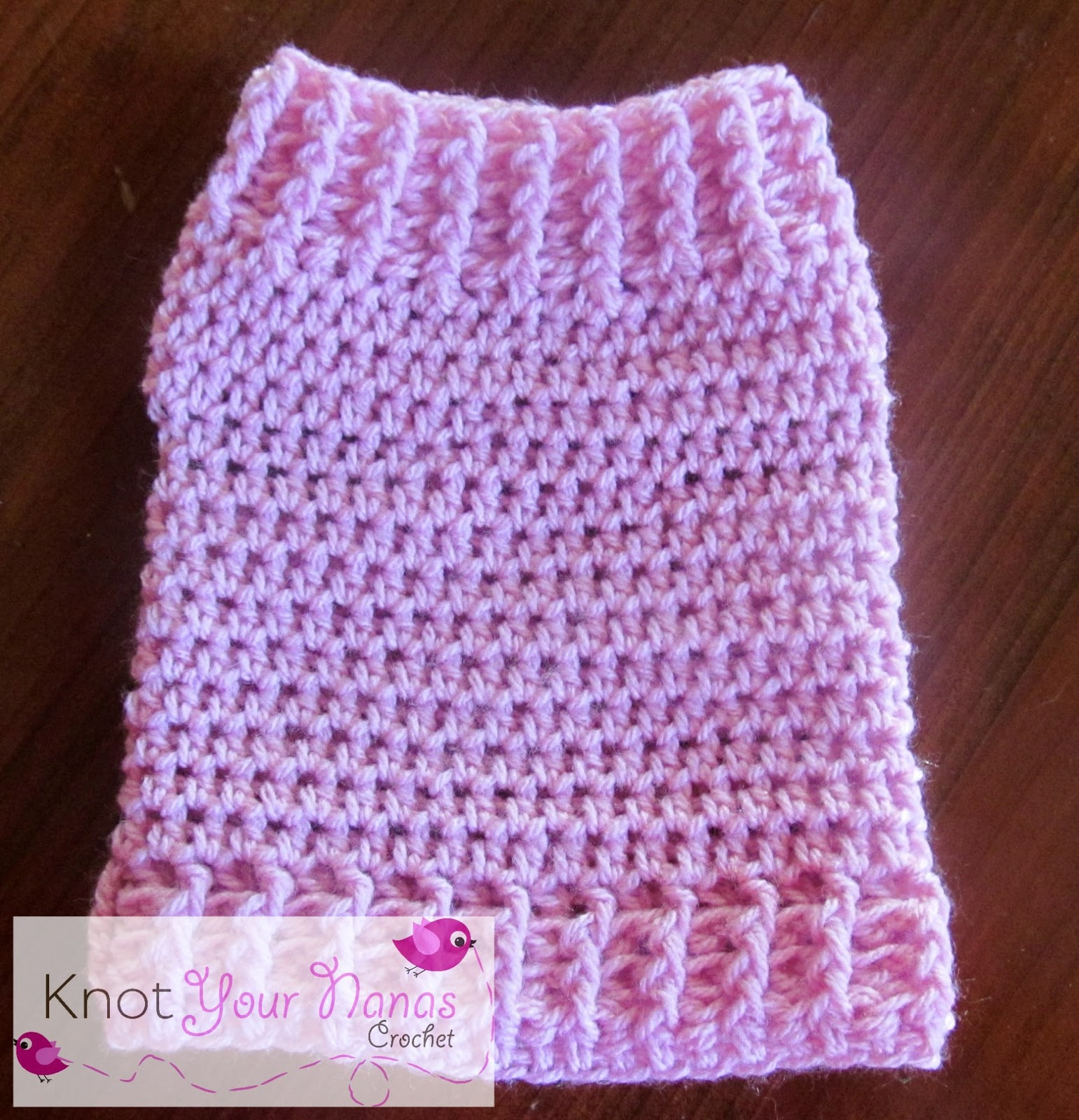Knot Your Nana\'s Crochet: Small Dog Crochet Jumper
