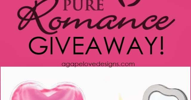 Agape Love Designs Pure Romance Giveaway And Discount